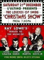 21st December – The Legends of the Swing