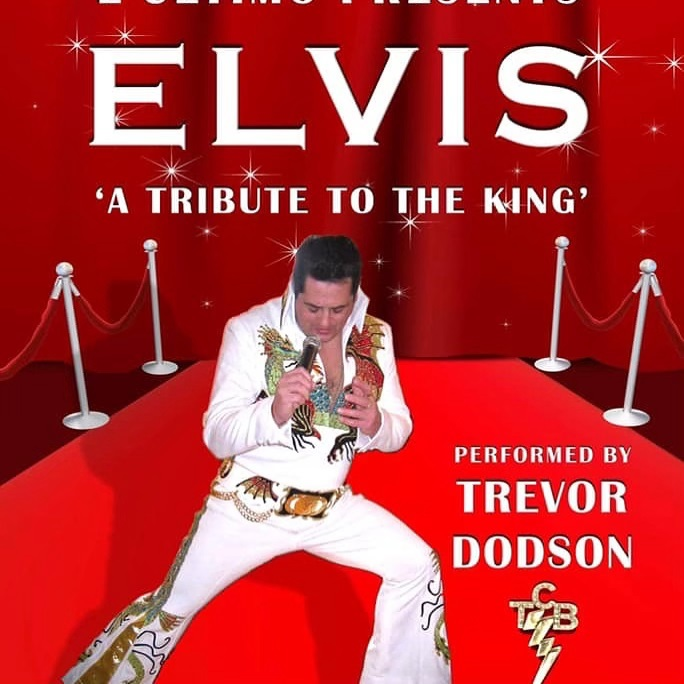 ELVIS – A Tribute to the King by Trevor Dodson